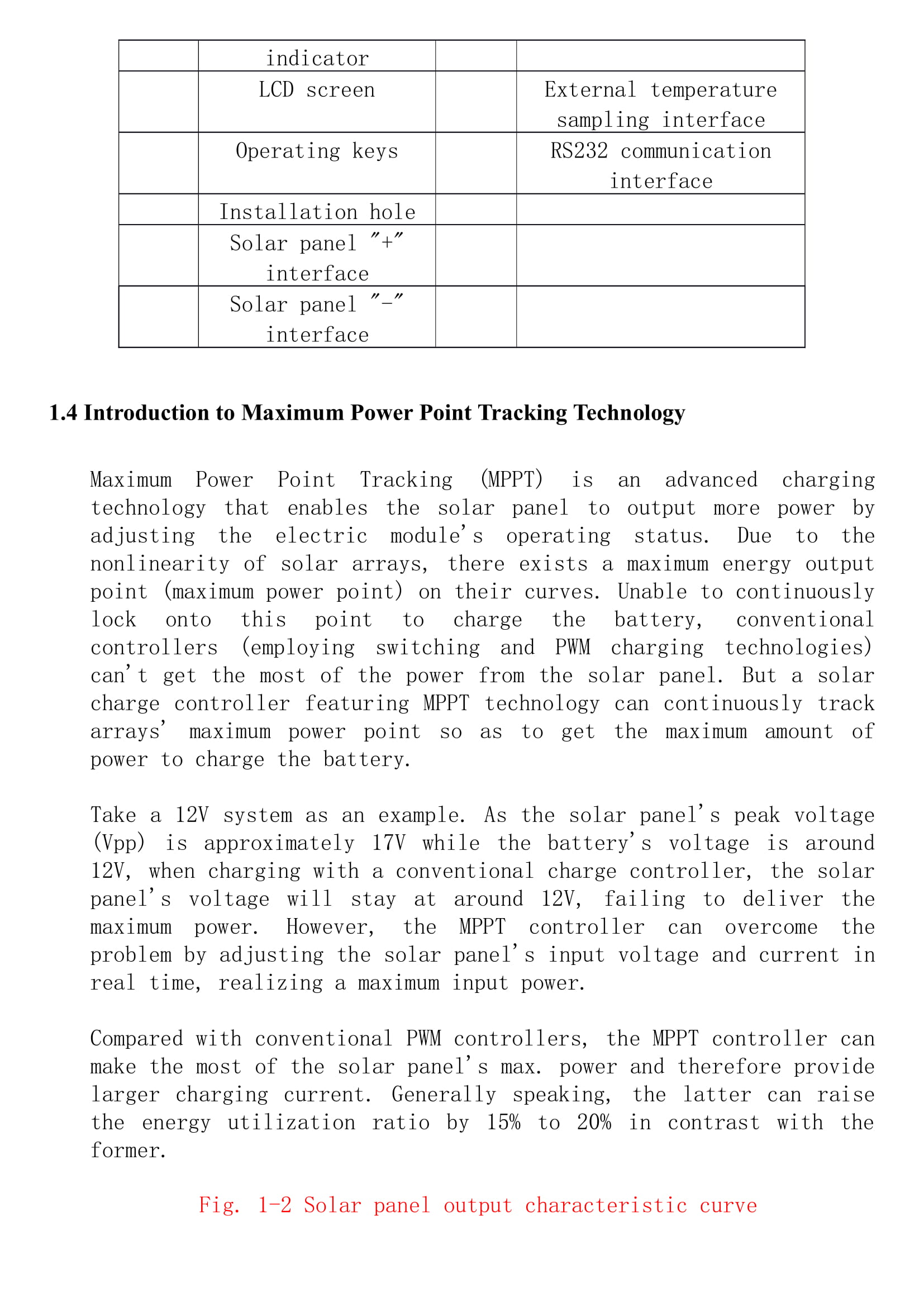 Srne 40 Amp Mppt Charge Controller Versus Pwm Performance Test Featuring A Temperature Compensation Function The Can Automatically Adjust Charging And Discharging Parameters In Order To Extend Batterys
